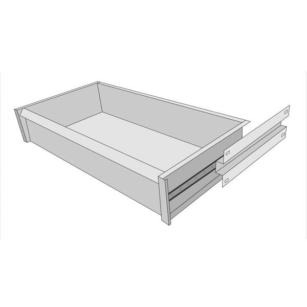 ERREX® Regal - ERREX® Schublade niedrig, 150 mm hoch